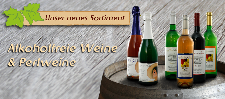 Unser neues Sortiment